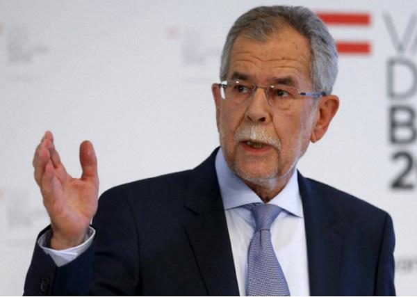 Autriche  C'est finalement l'écologiste qui l'emporte devant l'extrémiste de la droite