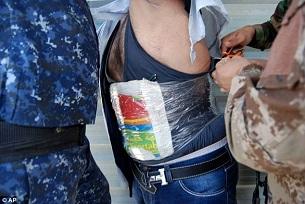 Arrestation djihadiste. 2 jpg