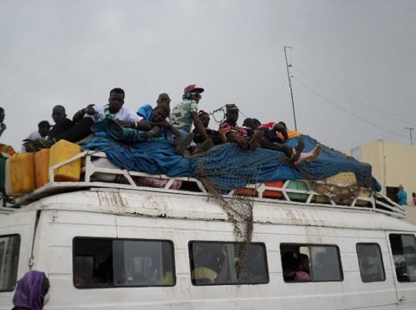 Dakar Un car rempli de supporters se renverse faisant 15 morts et plusieurs dizaines de blessés