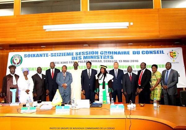 CEDEAO Le conseil des ministres salue les progrès notables enregistrés par la communauté