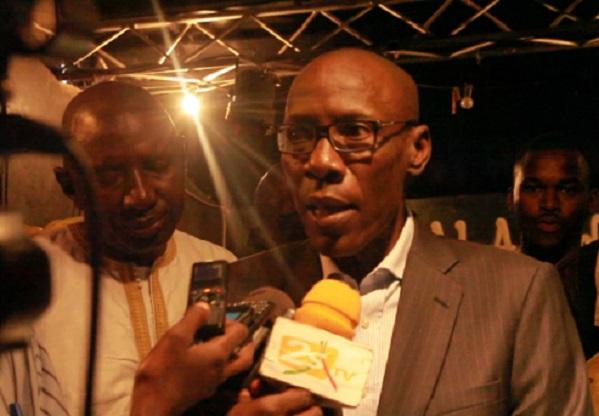 Réunion transformée en A.G   Idrissa Seck se débarrasse de »son» Oumar Sarr