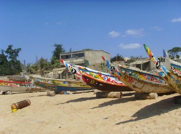N'gaparou, le petit village de pêcheurs vous dévoile son charme