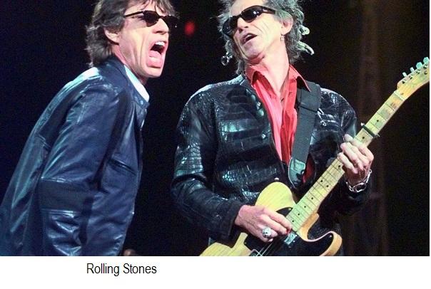 Les Rolling Stones demandent à Trump d'arrêter d'utiliser leurs chansons