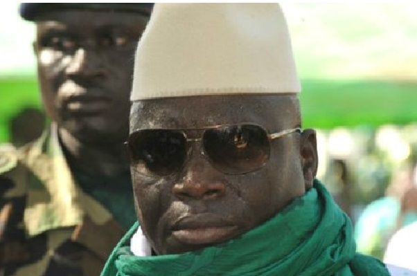 Gambie : Yaya Jammeh accusé d'avoir commandité le massacre de 50 migrants en route vers l'Europe