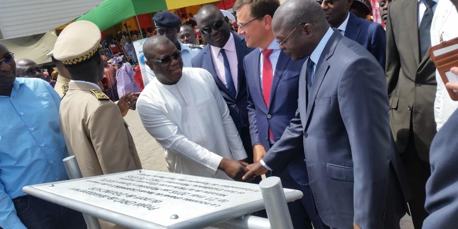 Dragage du fleuve Casamance : Le Projet financé à hauteur de 23 milliards réceptionné