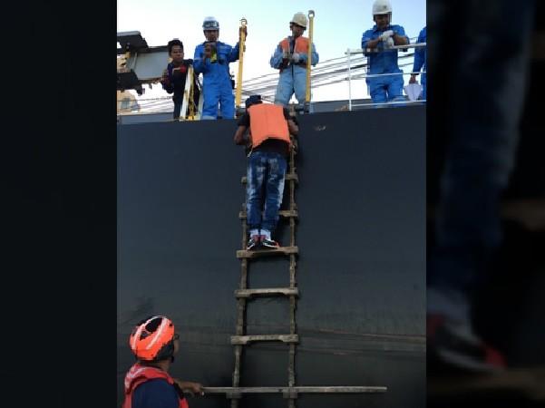 Un homme sauvé après avoir passé 2 mois à la dérive dans le Pacifique