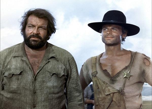Cinéma/ Western  L'ancienne star Bud Spencer le puncheur est mort