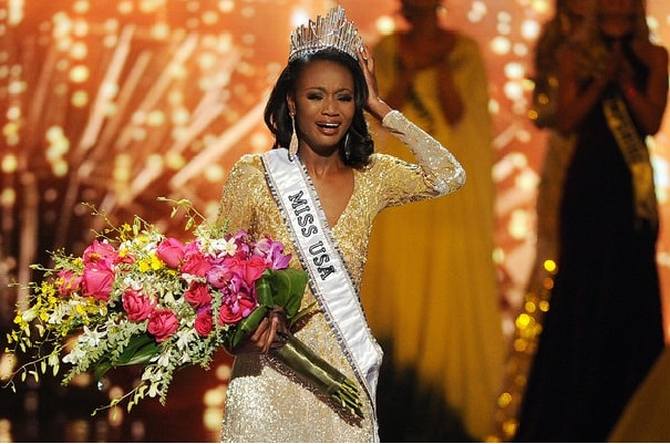 Miss USA est une femme-officier de l'armée au district de Columbia