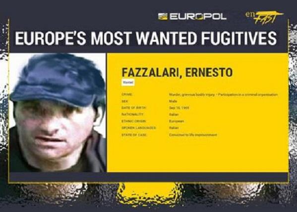 Italie Après 20 ans de cavale Ernesto Fazzalari, l'un des mafieux les plus recherchés arrêté
