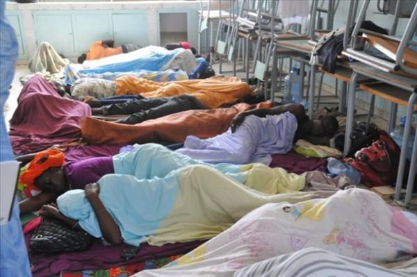 Grève de la faim des agents de AMA Une quatrième personne évacuée