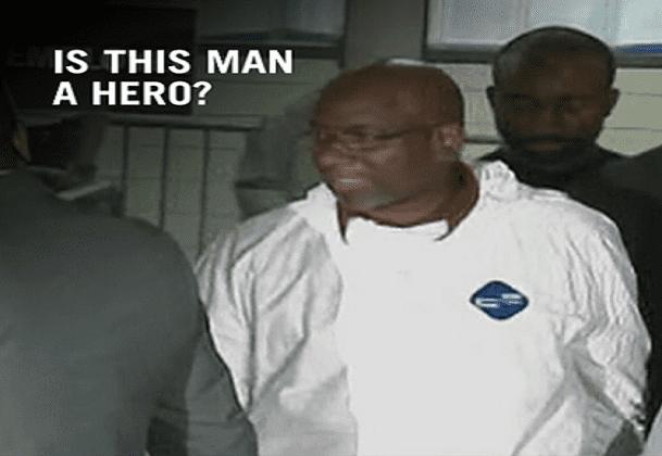Bronx  Libéré, Mamadou Diallo applaudi comme un héros, il avait bastonné à mort l'agresseur sexuel de sa femme