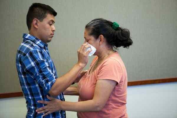 Californie Une mère retrouve son fils enlevé 21  ans plus tôt par son père