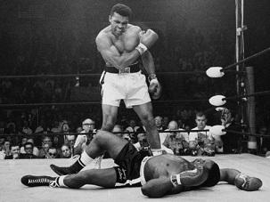 Mohamed Ali légende de la Boxe