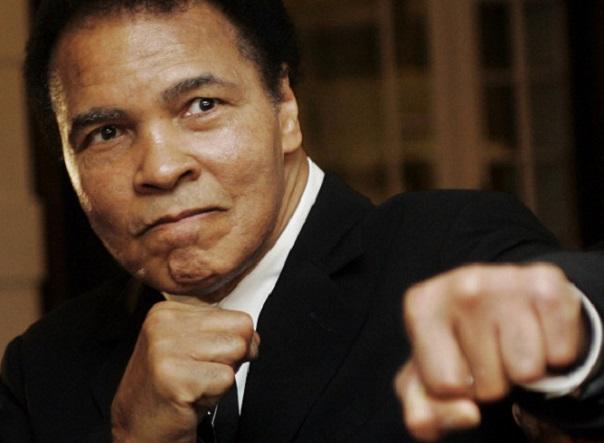 Mohamed Ali La légende mondiale de la boxe s'est éteinte ce vendredi…