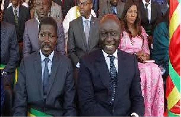 Divergence entre Talla Sylla et Idrissa Seck La crise s'approfondit encore davantage