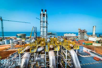 Inauguration de la centrale électrique ContourGlobal CAP DES BICHES:  Bientôt une baisse du prix de l'électricité