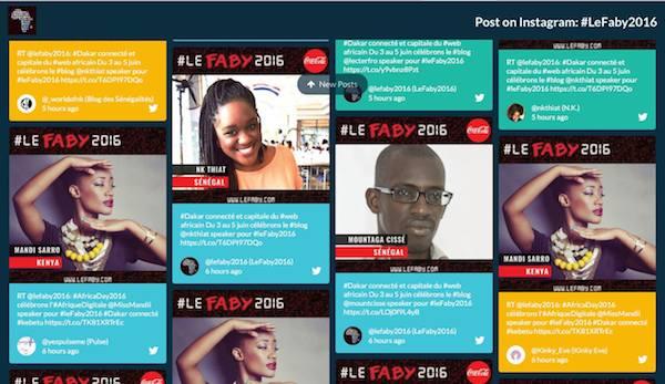 1eme édition Festival en Afrique des Blogueurs et Youtubeurs à Dakar (FABY): Pour la vulgarisation du contenu digital africain