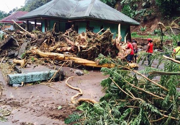 Vélingara Bonjour les premières pluies, bonjour les premiers dégâts !