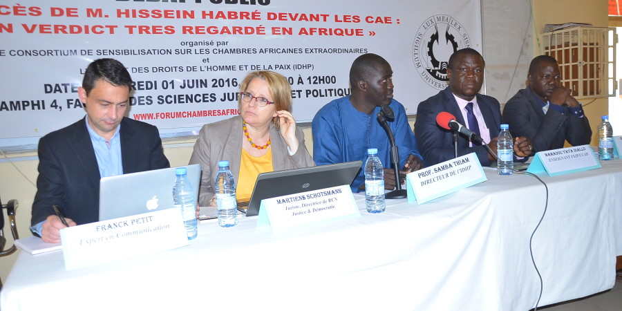 Mamadou Yaya Diallo, Pr à l'UCAD, spécialiste en droit international : « Évoquer la grâce dans le cas Habré est inapproprié »