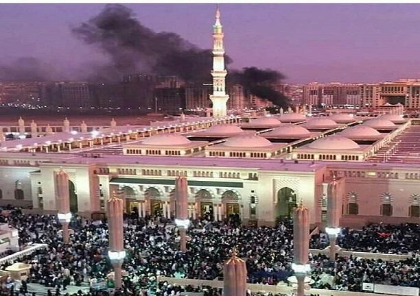 Arabie Saoudite Trois attentats suicides non revendiqués ciblant des lieux saints font au moins trois morts