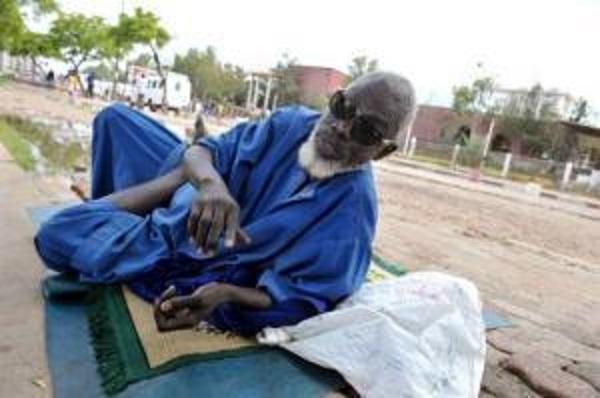 Mbacké : Une rafle de  mendiants suscite la colère des non-voyants …