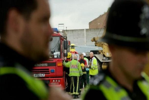 Drame à Birmingham  Cinq Gambiens morts écrasés par des dalles