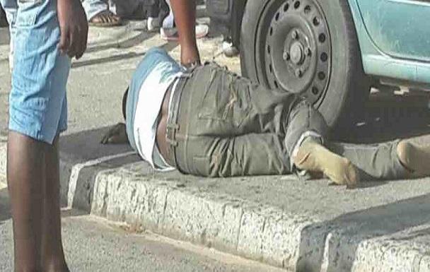 Rond-point Almadies : une camionnette folle fait douze blessés, dont certains très graves