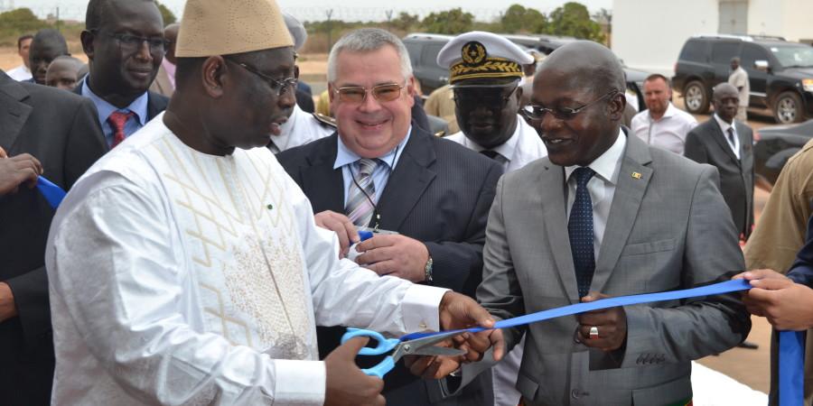 Inauguration de l'usine Atlantic Seafood : Sangalkam étrenne un établissement industriel de 15 milliards de F CFA