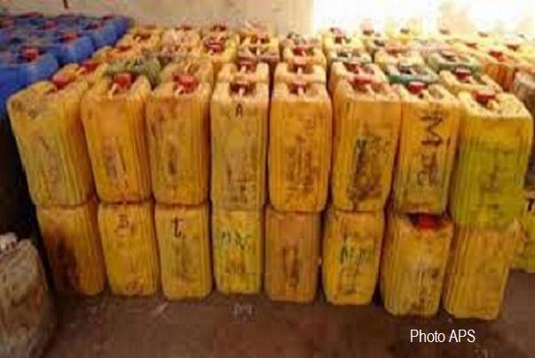Joli coup de filet à Touba 13 000 litres de gasoil saisis, un réseau de trafiquants démantelé
