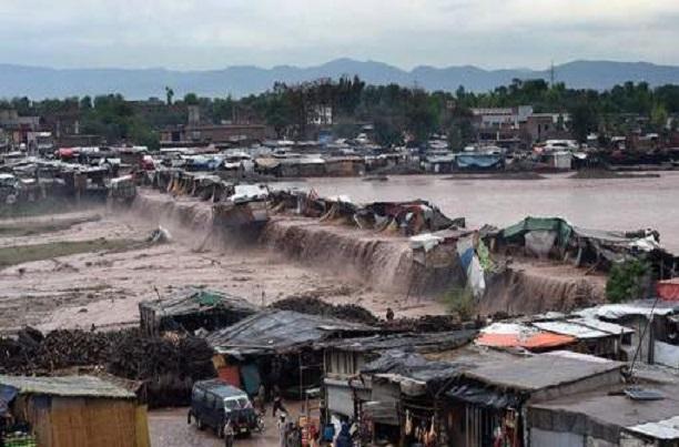 D'importants dégâts à Malèm Hoddar  Plus de 800 cases ravagées par les pluies