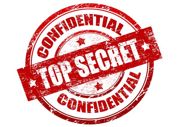 Controverse au sommet de la République  Le secret d'Etat en question