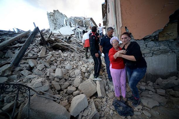 Séisme en Italie : le bilan passe à 247 morts, selon un nouveau bilan
