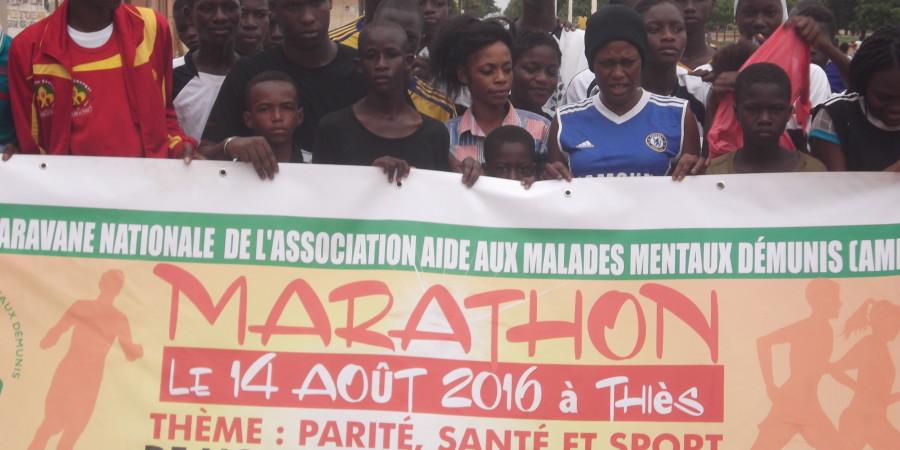 Eradication du phénomène des Malades mentaux errant dans les rues : L'AMMD initie une caravane nationale