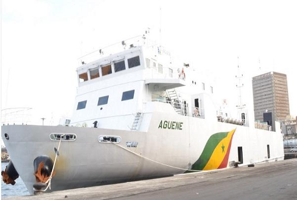 Casamance L'arrêt des bateaux Aguene et Diambone handicape les populations