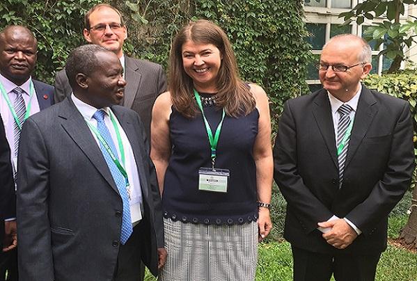 Naïrobi/TIC  IRIDIUM rejoint l'Union africaine des Télécommunications