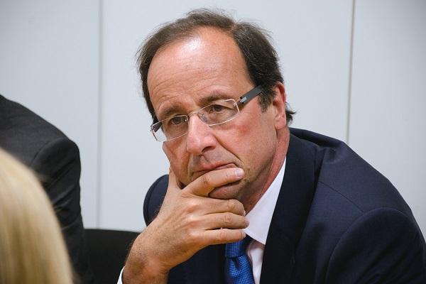 « Syndrome de Sarkozy » Hollande, touché, ne fera qu'un mandat