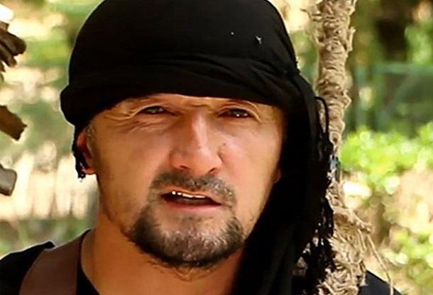 Gulmurod Khalimov, un tireur d'élite américain devient la machine de guerre de l'E.I