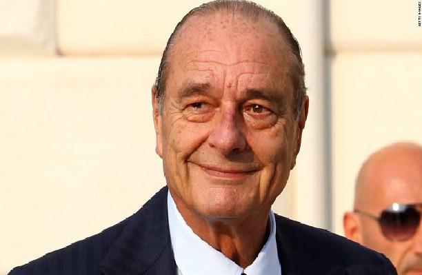 Son gendre dément la mort de l'ancien Président français Jacques Chirac