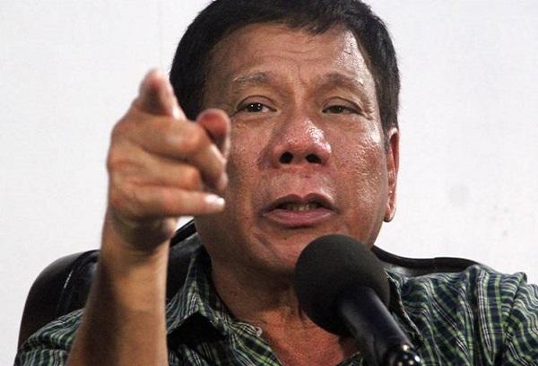 Langage pas du tout diplomatique :  Le président philippin traite son homologue de «fils de pute»