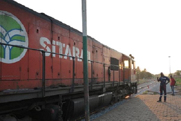 Côte-D'Ivoire Écroulement d'un pont ferroviaire avec un train de la SITARAIL