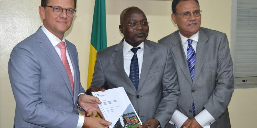 Liaison maritime Dakar-Praia: Le rapport d'étude de faisabilité disponible
