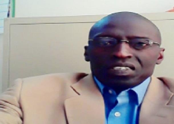 A Mon Ami et Grand frère, défunt, Amadou Fall