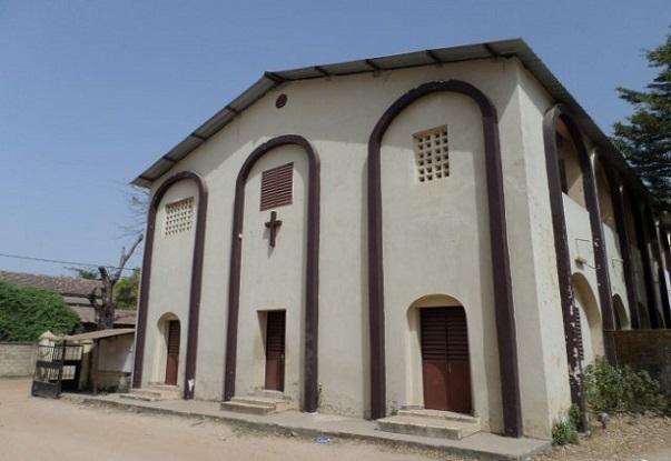 Charme touristique Cathédrale de Ziguinchor, la triple dimension d'un site  symbolique