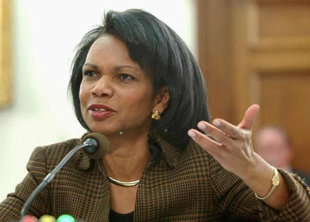 Course Présidentielle L'ancienne secrétaire d'Etat Condoleezza Rice brise le silence et demande à Trump de se retirer
