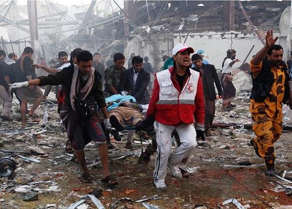 Guerre au Yémen l'Arabie Saoudite accusée de génocide après avoir tué 140 civils