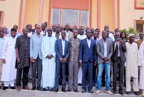 Manif du 14 octobre 2016  Mankoo Wattu Sénégal a aussi réagi à Abidjan et lâché ses missiles à travers une déclaration