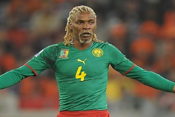 Cameroun Rigobert Song, l'ancien capitaine des « lions indomptables » victime d'un AVC