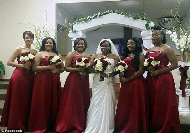 Condamné à vie pour avoir abattu une femme en robe de mariée, le jour de son mariage