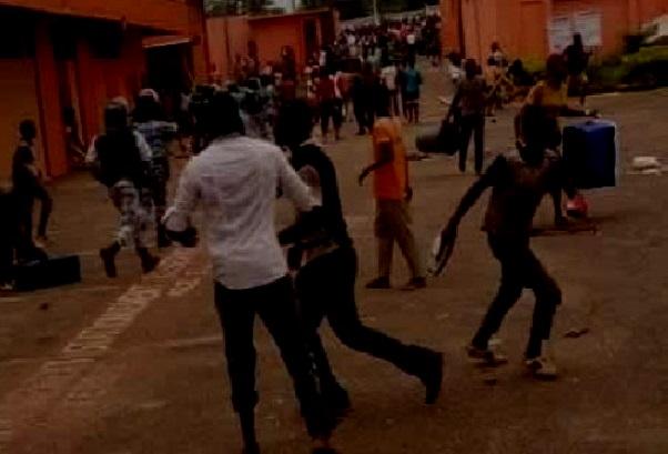 Louga Violences sportives Le siège de l'ODCAV nuitamment saccagé