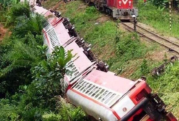Catastrophe au Cameroun 50 morts, bilan provisoire, suite au déraillement d'un train
